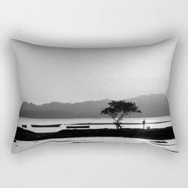 Despedida Rectangular Pillow