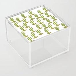 Cactus 1, Design, Vector Acrylic Box