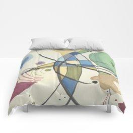 Crazy Universe Comforters