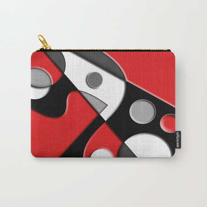 Abstract #517 Carry-All Pouch