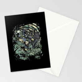 Welcome to the jungle. Stationery Cards