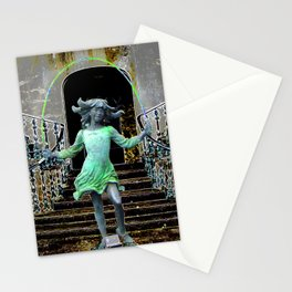 Ghost in a Madeira Mansion. Stationery Cards