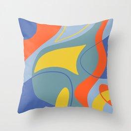 Patrón 3 Throw Pillow
