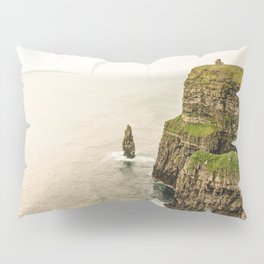 The Cliffs of Moher Pillow Sham