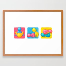 NRD PRN Framed Art Print