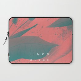 Flora rosa Laptop Sleeve