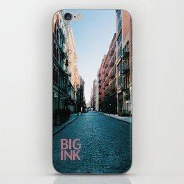 Stone Streets iPhone Skin