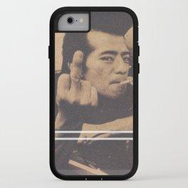 Speak Your Mind iPhone Case