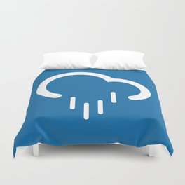 Downpour - Better Weather Duvet Cover