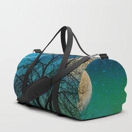 Solitude Harvest Moon Duffle Bag