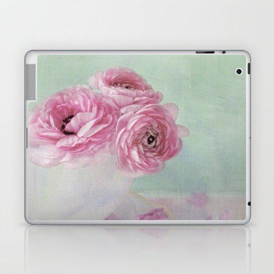 Ranunculus Laptop & iPad Skin