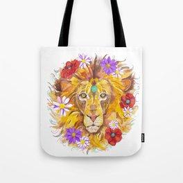 Rise like a lion Tote Bag