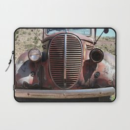 Truck Grill, Old Truck, Old Truck Grill Laptop Sleeve