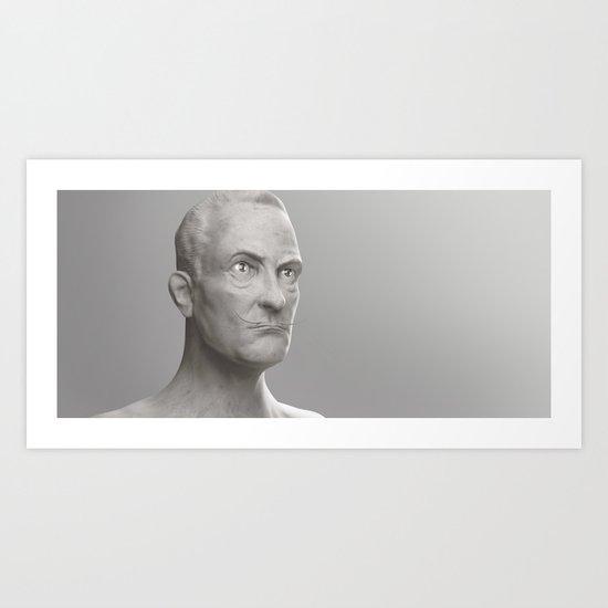 Visions - Dali Art Print