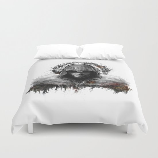 assassins creed ezio auditore Duvet Cover