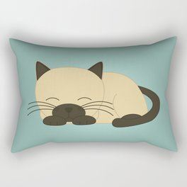 Ragdoll Kitten Rectangular Pillow