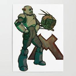 Mechanist Poster