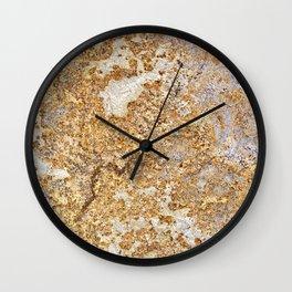 Granite Pattern 31 Wall Clock