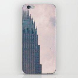 Twin Cities iPhone Skin