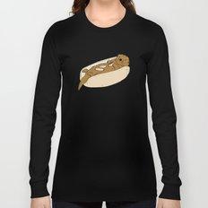 Hotter Dog Long Sleeve T-shirt