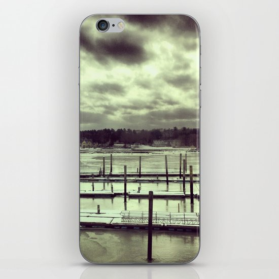 Manchester by the Sea iPhone & iPod Skin