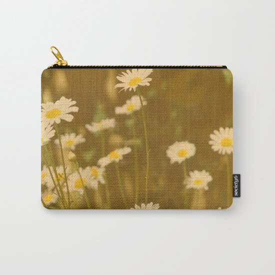 DAISIES - IN MEMORY OF MACKENZIE  Carry-All Pouch