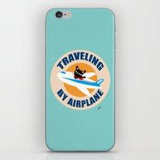 Airplane iPhone & iPod Skin