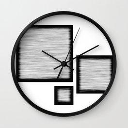 Centered #04 Wall Clock