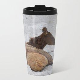 elk Metal Travel Mug