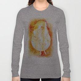 Goddess of Leo - A Fire Element Long Sleeve T-shirt