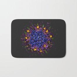Meshed Up Pollen Ball Bath Mat