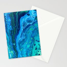 RIVER DELTA Stationery Cards