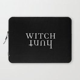 witch hunt Laptop Sleeve