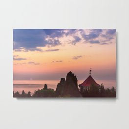 Good morning, Sun! Metal Print