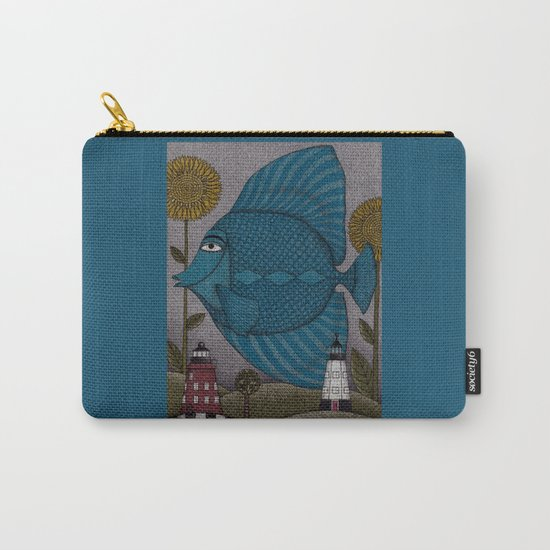 It's a Fish! Carry-All Pouch