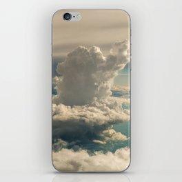 Relaxe nesse espaço... iPhone Skin
