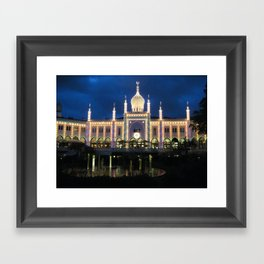 Tivoli Framed Art Print