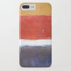 Mark Rothko Interpretation Acrylics On Paper Slim Case iPhone 7 Plus