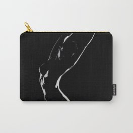 woman shadow female Carry-All Pouch