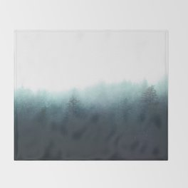 Tell me what's the secret Throw Blanket