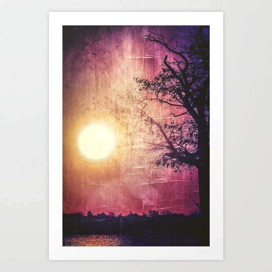 Hereafter Art Print