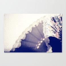 Creating Shadows  Canvas Print
