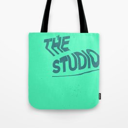 The studio #4 Tote Bag