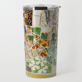 Parc Güell Travel Mug