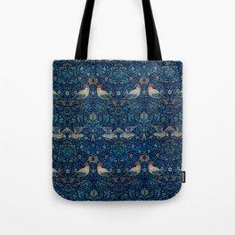 """William Morris """"Bird"""" Tote Bag"""