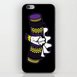 Katamari Damacy King iPhone Skin