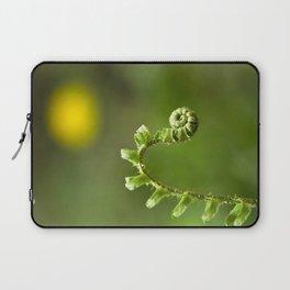Fern Leaf Laptop Sleeve