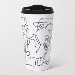 031: Monk+Coltrane - 100 Hoopties Travel Mug