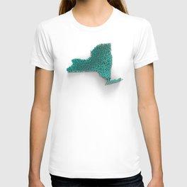 NY-PD-3D T-shirt