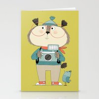 photographer Stationery Cards featuring photographer by kate hindley